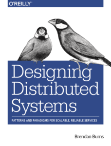 O'Reilly Designing Distributed Systems e-book image