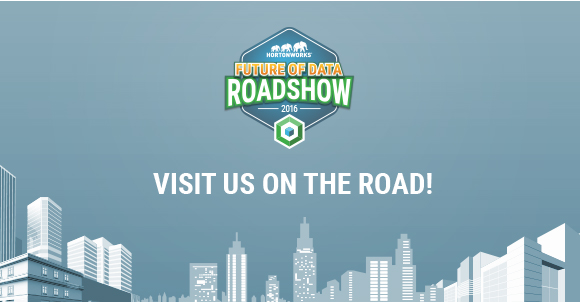 Future of Data Roadshow
