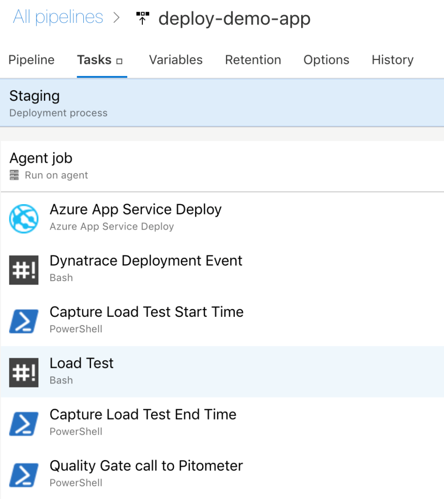 Five steps to add automated performance quality gates to Azure