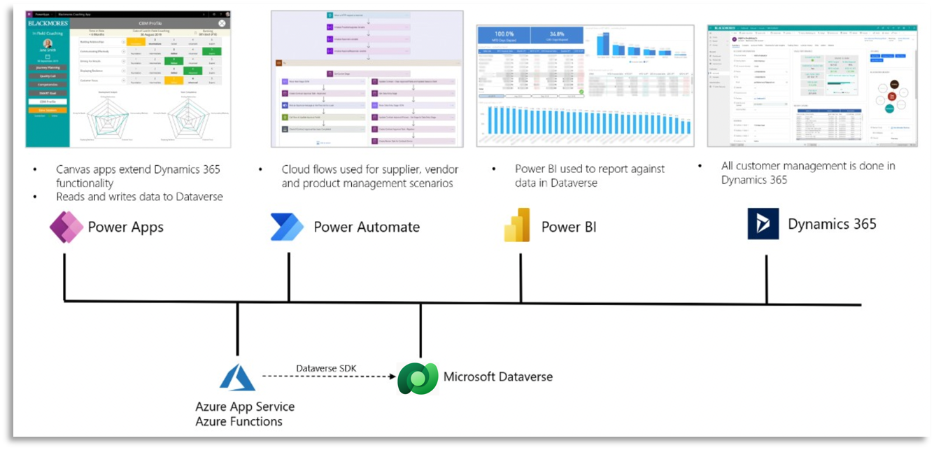 Blackmores Group speeds new product delivery with Microsoft Power Platform and Microsoft Azure