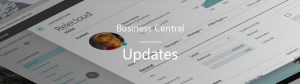 Business Central update blog post