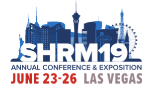 Visit Microsoft at SHRM 2019 Annual Conference and Exposition.